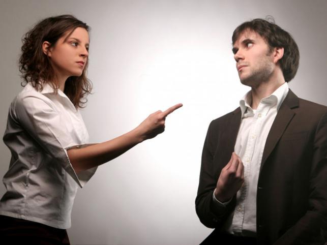 Споры с мужчинами и их последствия