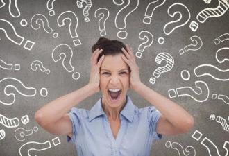 """Учись отвечать на """"неудобные"""" вопросы"""