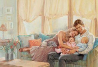 Нежелание женщины убираться в доме