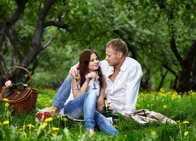 Романтическая фотосессия фото