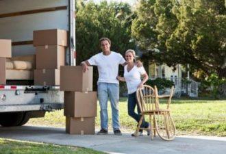 Как переехать жить к мужчине?