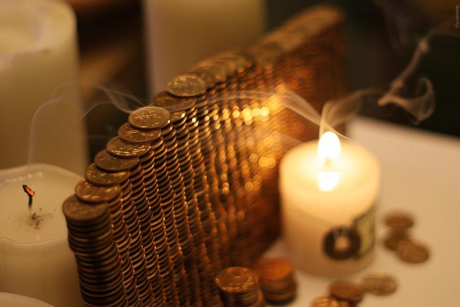 гороскопу ритуал на деньги кладешь рубль берешь тысячу бытовом уровне продовать