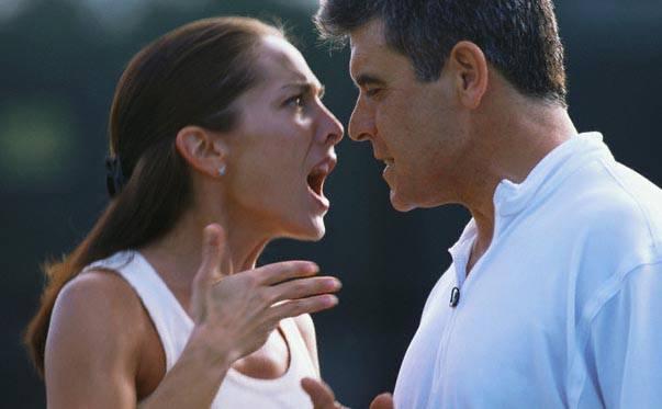 Зачем женщине выяснять отношения