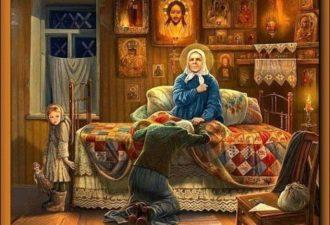 Заветы святой Матроны Московской