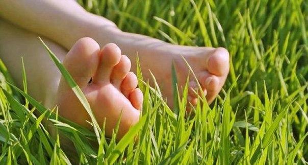 Оказывается, организм человека начинает стареть с ног!