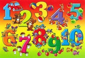 Взаимосвязь чисел и букв