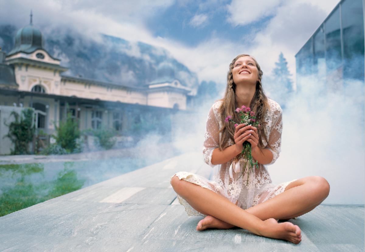 Как женщине поддерживать свое хорошее настроение