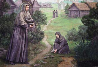 Молитва Святой Марфе