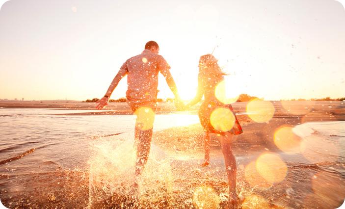 Законы притяжения счастья