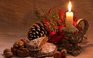 Рождественские обряды и гадания
