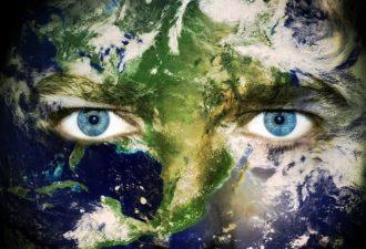 Земля является единым живым разумным организмом