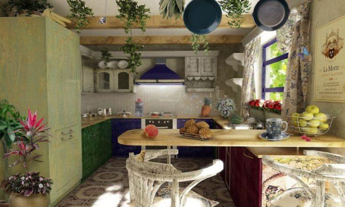 Порядок на кухне - залог достатка и благополучия в доме