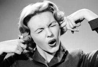 10 самых раздражающих звуков в мире