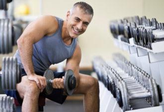 Почему в возрасте «за» необходимы силовые тренировки