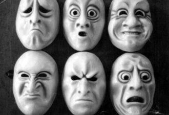 Невербальные признаки некоторых психических состояний