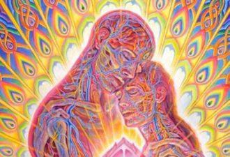 Об обмене половой энергии между мужчиной и женщиной