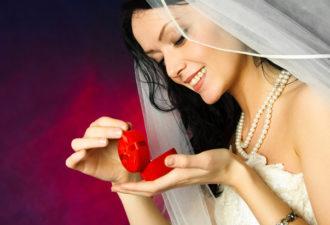 Вот тот, за кого ты выйдешь замуж