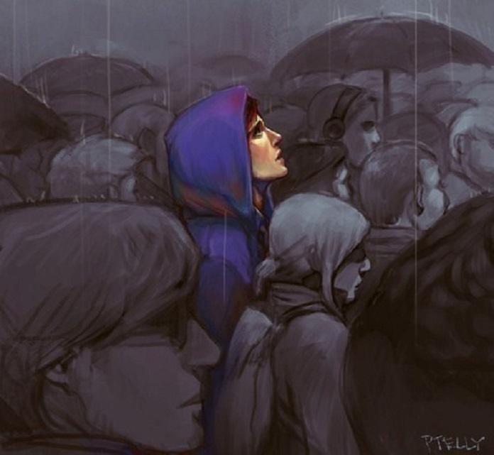 Почему мы ощущаем одиночество в мире, полном людей?
