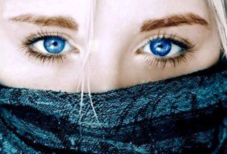 Ваша совместимость по цвету глаз