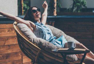 Пять упражнений счастья