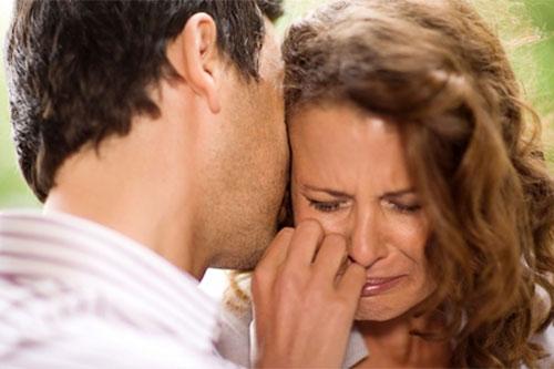 Как женщины теряют мужей