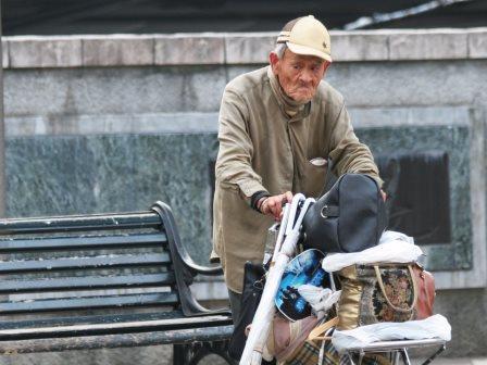 Гениальные Японцы возрождают старый обычай «отказ от старухи»