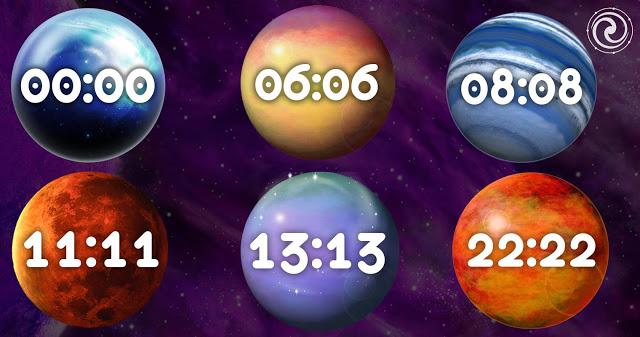 Выберите пару зеркальных чисел и узнайте, о чем вас хочет предупредить Вселенная