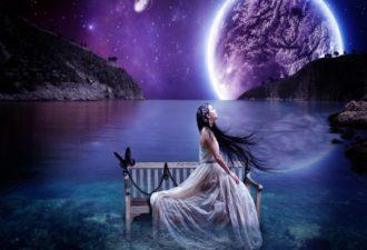 Шепотки на Луну: привлекаем любовь, деньги, удачу