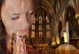 Молитва замужней женщине, которая поможет наладить быт и отношения в семье