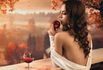 Поучительная история про «отношения ради красных яблок»