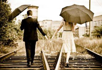 Мы влюбляемся в трех человек в нашей жизни, и у каждого есть свое предназначение