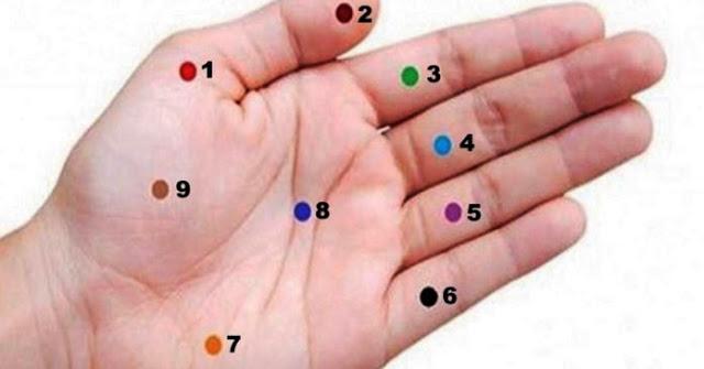 Нажмите на эти точки и через 5 минут вы почувствуете что-то невероятное!