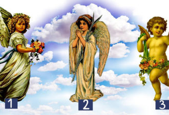 Выбери ангела и узнай, что ждет тебя завтра!