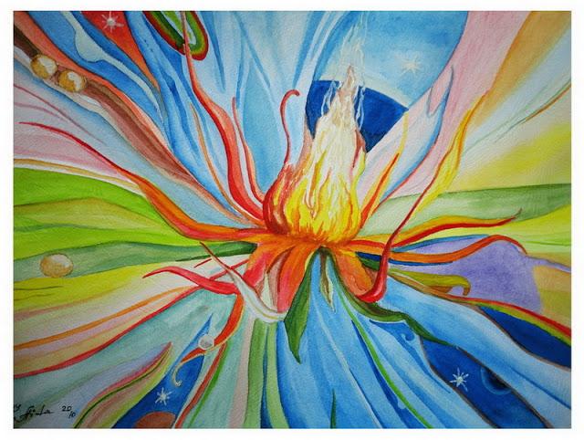 «Цветок счастья» загадываешь желание и оно сбудется через 2-3 дня