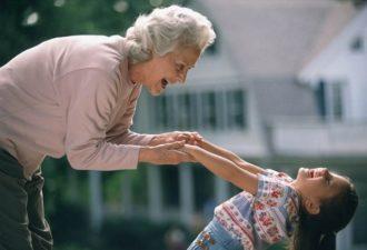 Самый главный человек в жизни ребенка – бабушка по материнской линии