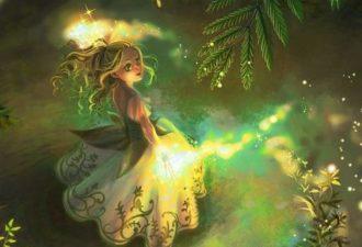 Волшебный хвостик (ритуал на избавление от обид и проблем)