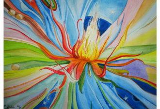Магический «цветок счастья»: загадываешь желание, и оно сбывается