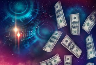 Финансовый гороскоп на неделю с 30 апреля по 6 мая 2018 года