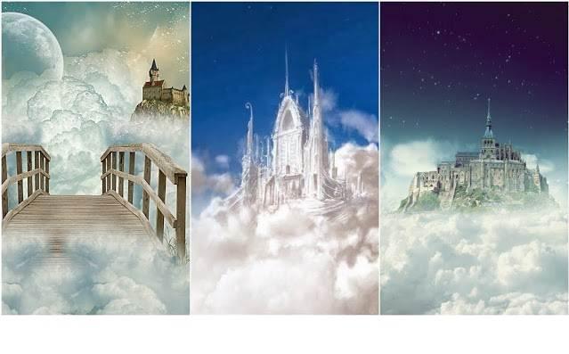 Психологический тест: выбери самый красивый замок