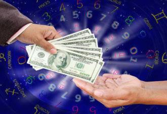 Знаки Зодиака, которых в августе 2018 ждёт удача в деньгах
