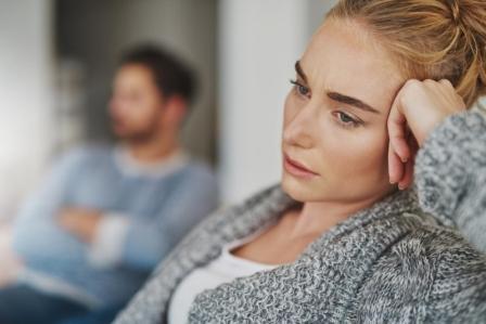 Почему женщины теряют мужей?