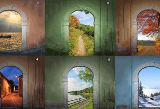 Выберите арку и узнайте, по какому жизненному пути вы собираетесь идти дальше!