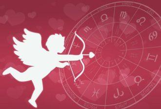 Любовный гороскоп на неделю с 17 по 23 декабря 2018 года