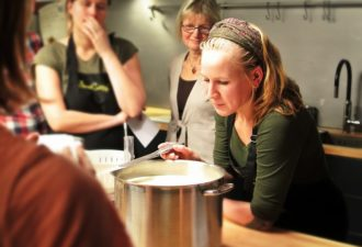 Кулинарный тимбилдинг: цели и особенности