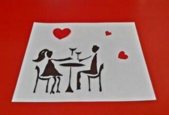 Шаблон отношений
