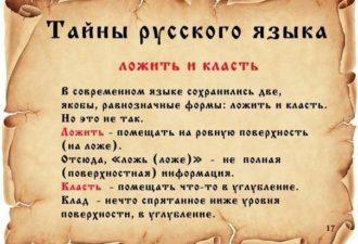 Занимательный русский