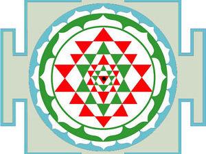 Янтра: символ судьбы