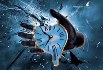 Понятие «время» придумали люди!
