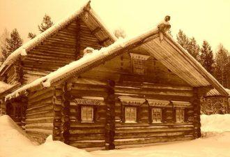 Секреты славянского строительства