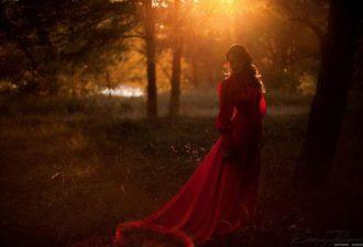Длинные платья и женственность
